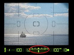 Настройка фотоаппарата в ручном режиме М