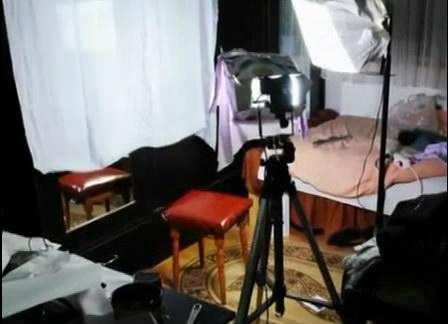 Домашняя любительская эротическая видеосъемка