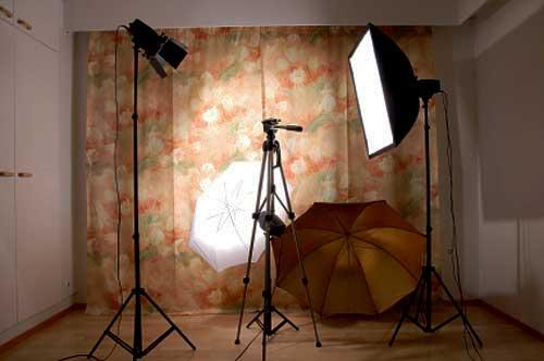 Как сделать домашнюю фотостудию фото 612