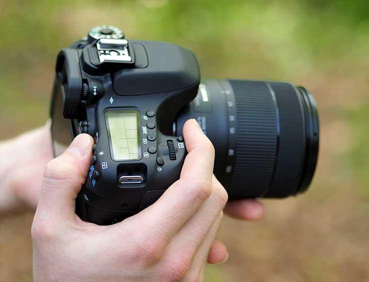 2е правило резкости в фотографии