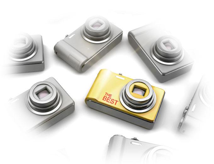 Выбрать фотоаппарат для наилучшего фото