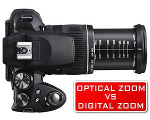 оптический или цифровой