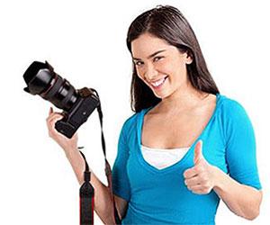 проверка исправности фотоаппарата