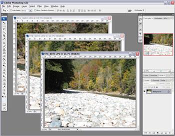 Уроки Photoshop для фотографа. Как соединить панорамные ...: http://freefotohelp.ru/photoshop/panorama.html